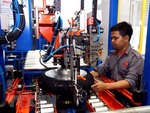 HCM City's industrial production grows 8.15 percent this year