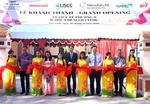 Insurer Hanwha donates clinic to Tra Vinh Province