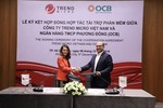Trend Micro and OCB sign security deal