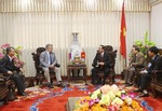 Gazprom to construct gas-to-power project in Quang Tri
