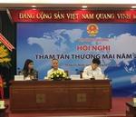 Executives, officials meet VN trade aides