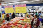 Co.opmart slashes prices of meat pastes, sweets, New Year decorative items