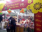 Spring trade fair introduces Vietnamese specialties