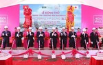 Construction starts on AEON mall in HN