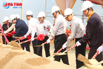 US$7.5m Ha Tinh factory breaks ground