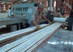 VN wood industry faces input woes