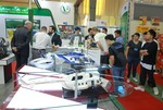 Russian firms showcase goods at expo