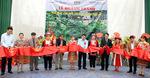 Ha Giang inaugurates organic tea plant