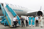 Vietnam Airlines receives new Airbus aircraft