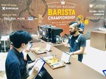 Int'l cafe show brings buzz to City