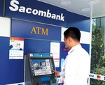 Sacombank ATMs offer free overseas remittance to customers