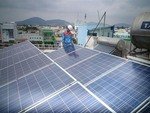 Roof solar power solution deal inked