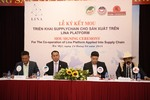 LINA Network signs MoU with three Thailand groups