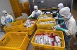 Shrimp surplus stresses sellers