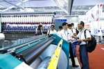 900 businesses to attend textile fair in HCM City