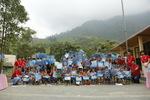 Canon donates classrooms to schools in Yen Bai, Quang Binh