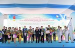 Dutch dairy firm honoured in Ha Nam
