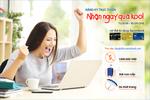 Sacombank unveils promotion for online credit card application