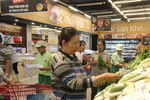 Lotte Mart rejects loss reports