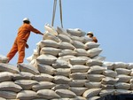 VN earns US$1.1bn from rice exports in Jan-Apr