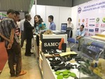 Int'l exhibitions open in HCMC
