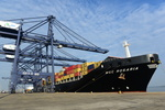 1st container vessel berths at SSIT