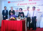 New Business Incubator office inaugurated in Soc Trang