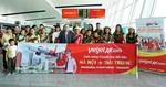 Vietjet launches Ha Noi-Taichung route