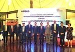 Airbus backs new aviation degree programmes in VN