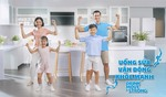 FrieslandCampina makes clip to encourage kids to exercise