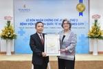 Vinmec Times City Hospital receives second JCI accreditation