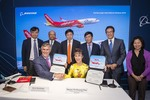 Vietjet, Boeing ink deal for 100 new aircrafts