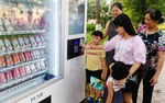 Capital city to install 1,000 vending machines by 2020