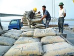 Cement exports up 55% in first seven months