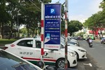 My Parking app available in HCM City