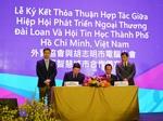 HCM City Computer Association, TAITRA ink deal