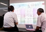 Shares fall on low liquidity