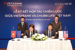 Chubb Life signs bancassurance deal with VietABank
