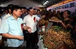 Hung Yen Province holds longan festival