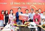 Lixil Viet Nam continues donating for children's heart surgeries