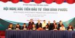 Sacombank, Becamex Binh Phuoc ink deal