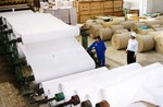 Local paper firms face losing out to foreign businesses