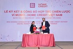 Home Credit ties up with MoMo Wallet