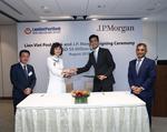LienVietPostBank and JPMorgan Chase Bank signed US$50 million loan