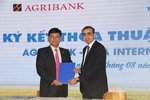 Agribank, Tata International ink cooperation agreement