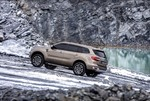 Ford rolls out new Everest