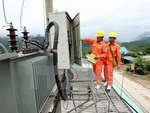 Viet Nam's electricity facilitates Lao economic development
