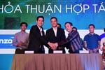 Asanzo, VTVCab, NextMedia sign deal