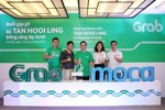 Grab partners with Moca for payment services