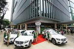 Sai Gon Beer promotion offers Mercedes cars to lucky winners